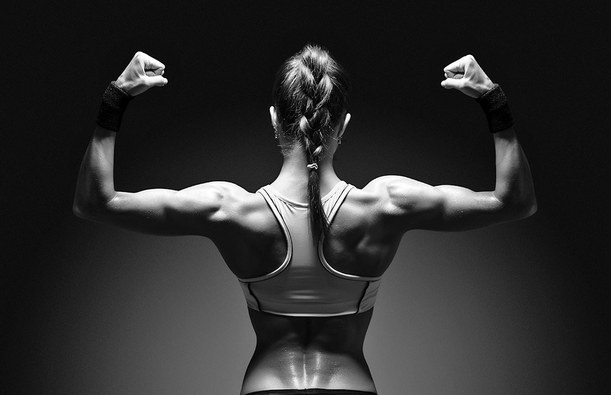 Weight Training Advantages for Female Athletes